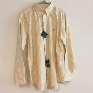 NWT Brooks Brothers 346 Original Polo Shirt Oxford